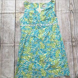 Lilly Pulitzer Everglades Alligator Print Dress